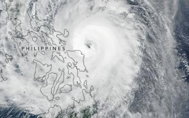 Philippinen: Taifun Kammuri fordert 4 Tote