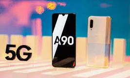 Samsung: Bereits 6,7 Mio 5G-Phones verkauft