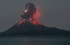 Indonesien: Aschewolke über Vulkan Merapi