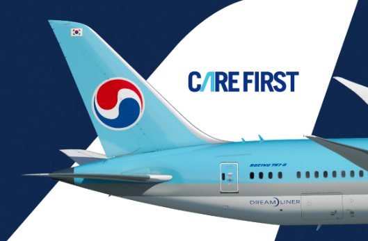 "Korean Air: ""CARE FIRST"" für sichere Flugreise"
