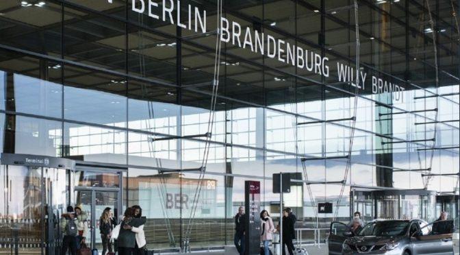 BER: Willy Brandt Gedenkwand enthüllt