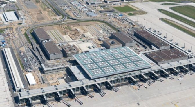 Flughafen Berlin Brandenburg eröffnet