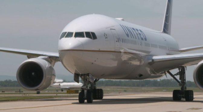 United Airlines Studie: Unsere Fluggäste sind geschützt