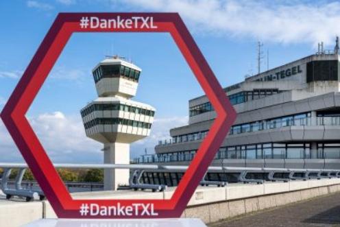 Berlin: Flughafenbetrieb in Tegel endet