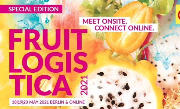 FRUIT LOGISTICA vom 18. bis 20. Mai 2021