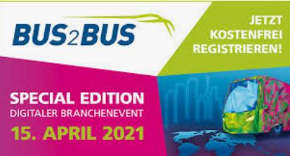 BUS2BUS: Andrang auf digitale Branchenplattform